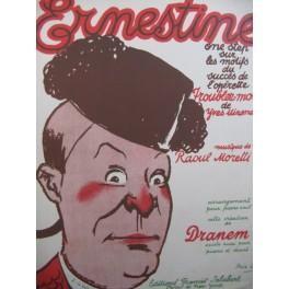 MORETTI Raoul Ernestine Piano 1924