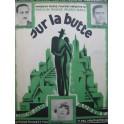 PADILLA José Sur la Butte Montmartre Chant Piano 1927