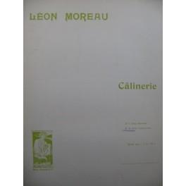 MOREAU Léon Câlinerie Chant Piano