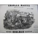 BOHLMAN SAUZEAU Henri Charles Martel Piano ca1850