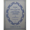 Anthology of Modern French Music 39 pièces Chant Piano