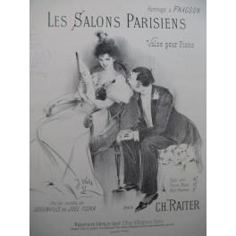 RAITER Ch Les Salons Parisiens Piano 1927