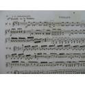 TOLBECQUE J. B. Quadrille No 2 Tentation Violon Flute Flageolet ca1833