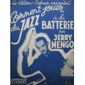 MENGO Jerry Comment Jouer du Jazz à la Batterie 1948