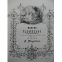 MEYERBEER G. Marche aux Flambeaux Piano ca1855