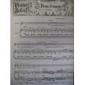 Piano Soleil N° 6 Août 1894 Vieu Wachs