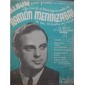 MENDIZABAL Ramon Album 10 Pièces Piano ou Accordéon 1946