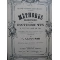 CLODOMIR P. Méthode Instruments à Pistons clé de Fa 1938