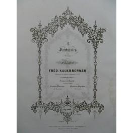 KALKBRENNER Frédéric Cavatine de Roberto Devereux Piano ca1840