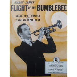 RIMSKY-KORSAKOW N. Flight of the Bumblebee Trompette Piano 1950
