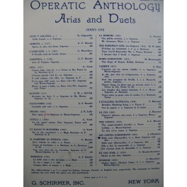 OFFENBACH Jacques Barcarolle Chant Piano 1936