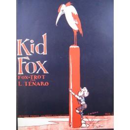 TENARO L. Kid Fox Piano 1924