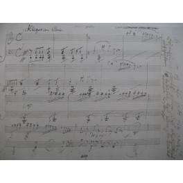 BEETHOVEN Waldsteinsonate op 53 Fac simile Piano