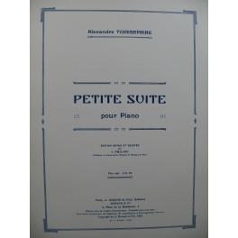 TCHEREPNINE Alexandre Petite Suite Piano 1923