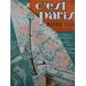 YVAIN Maurice C'est Paris Piano 1923
