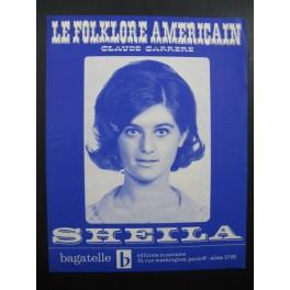 Le Folklore Américain Sheila 1965