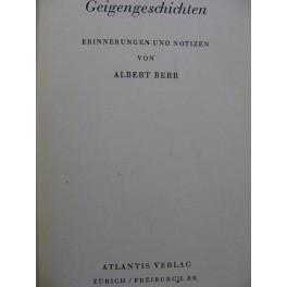 BERR Albert Geigengeschichten 1949