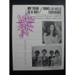 My Year is a Day Dans la Ville Endormie Dalida William Sheller 1968