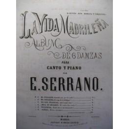 SERRANO E. Era su Imagen chant piano