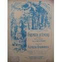 BARBIROLLI Alfredo Fremito d'Amore Piano 1906