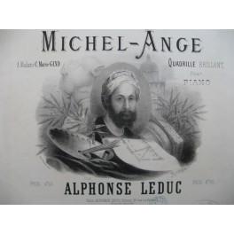 LEDUC Alphonse Michel-Ange Piano 1870