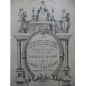 SAINT-SAËNS Camille Le Timbre d'Argent Opéra Chant Piano 1902