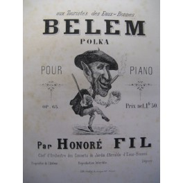 FIL Honoré Belem Polka Piano