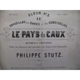STUTZ Philippe Le Pays de Caux piano 1866