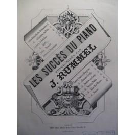 KETTERER Eugène Valse des Fleurs Piano