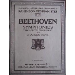 BEETHOVEN Ludwig van Symphonie N° 6