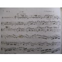 BEETHOVEN Quatuors Intégrale 1er Violon ca1830