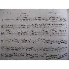 BEETHOVEN Quatuors Intégrale Violon ca1830