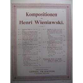 WIENIAWSKI Henri 2 mazurkas violon piano