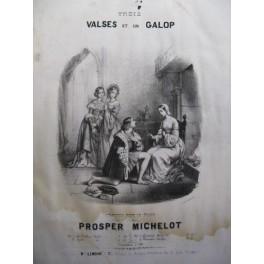 MICHELOT Prosper Clorinde Piano
