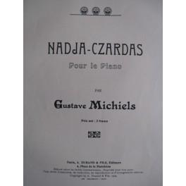 MICHIELS Gustave Nadja-Czardas