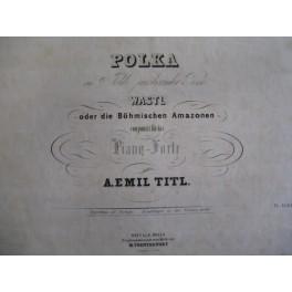 EMIL TITL A. Polka Piano