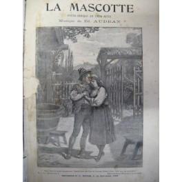 AUDRAN Edmond La Mascotte