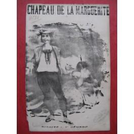BLAQUIÈRE Paul Le Chapeau de la Marguerite