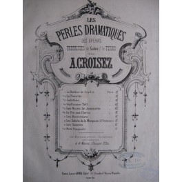 CROISEZ Alexandre Le Pré aux Clercs