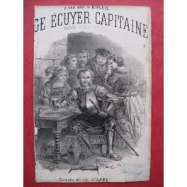 MEMBRÉE Edmond Page, Ecuyer et Capitaine