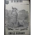 DURAND Emile Le Biniou Guitare Chant ca1880