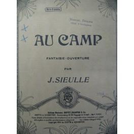 SIEULLE J. Au Camp Orchestre 1924