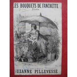PILLEVESSE Suzanne Les Bouquets de Fanchette