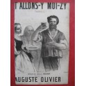 OLIVIER Auguste Et Allons-y Moi-zy