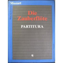 MOZART W. A. La Flute Enchantée Orchestre