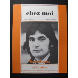 LAMA Serge Chez Moi 1974