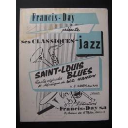 Saint-Louis Jazz W. C. Handy Chant Piano