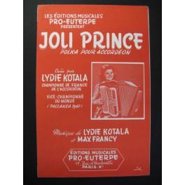 Joli Prince Kotala Francy Accordéon