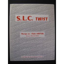 S. L. C. Twist Eddie Vartan Piano 1962