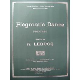LEDUCQ A. Flégmartic Dance Piano 1920